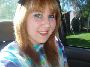"""""""Back to the 80's"""" party look: Colorful eyeshadow"""