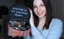 TAG :: What's In My Makeup Bag?