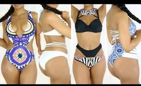 SWIMSUIT TRY ON HAUL | SPRING 2017