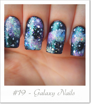 Galaxy Nails - lovely