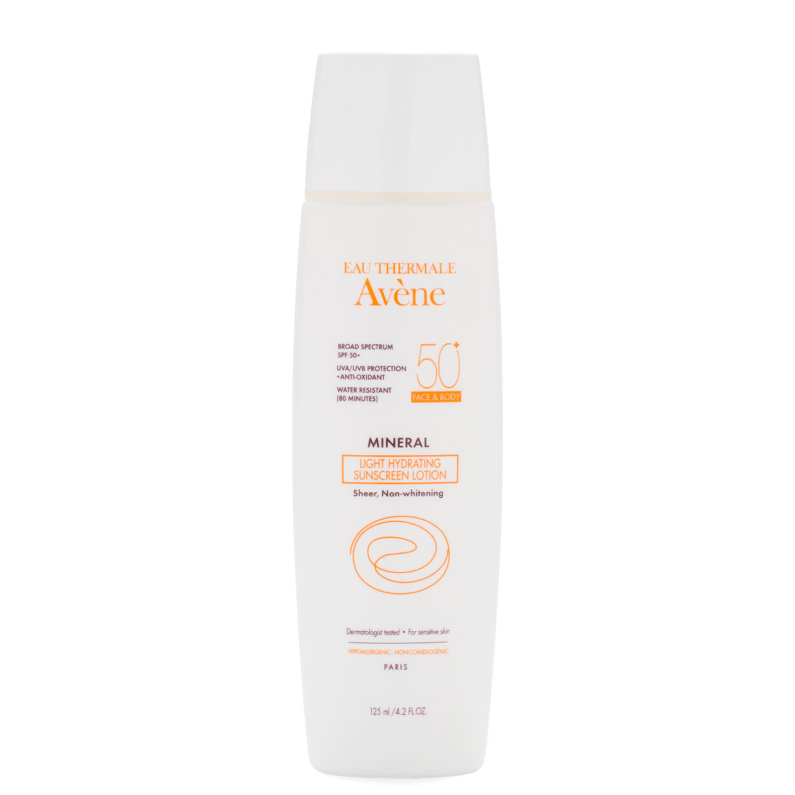 Eau Thermale Av 232 Ne Mineral Light Hydrating Sunscreen