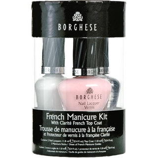 Borghese French Manicure Kit Toscano Pink