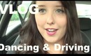 Dancing & Driving With Stef! :)