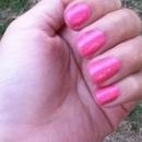 Pink nailssss