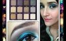 Jewel Tones Sexy Makeup Look!! TUTORIAL!!