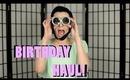 Birthday Haul | clittlecosmetics