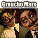 Groucho Marx Transformation // Hannabal Marie