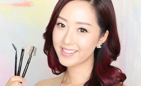 Straight Talk: Would you try this Korean eyebrow trend?