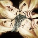 Neutral Eyes/Black Brows/Bold Lip