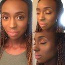 Brans Makeup!
