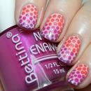 #NailArtFeb Day Four: Polka dots