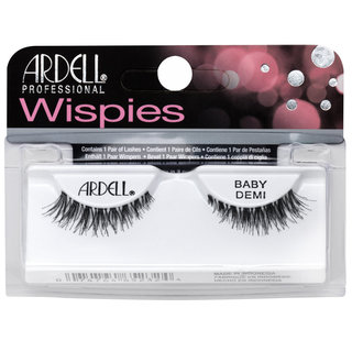 Wispies Lashes Baby Demi Wispies Black