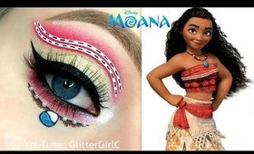 DISNEY'S MOANA Makeup Tutorial
