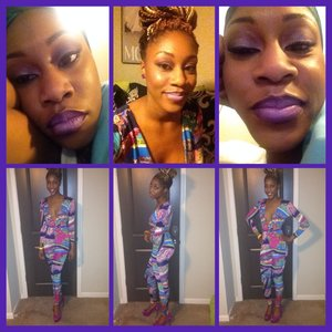 Wet n wild vamp it up, lavender gloss dollhouse cosmetics, eyeshadows bh cosmetics and bss