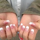 prom nails<3