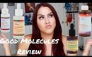 Good Molecules Skin Care Review