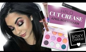 Halo Cut Crease | April BOXYCHARM