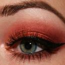 Coppering Eyeshadow Look!