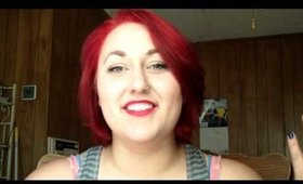 How to Get Vibrant Red Hair!!