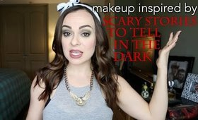 Weird Makeup Inspo: Scary Stories to Tell in the Dark