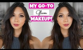 My Go-To Glam Look | Birthday Glam