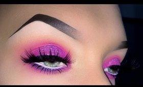 Sexy Barbie Pink Prom Makeup Tutorial con prodotti BKOS