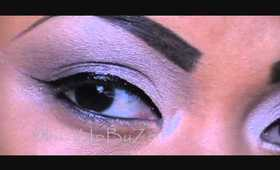 .::MakeUp Tutorial Forever 21 Love and Beauty Smokey Palette::.