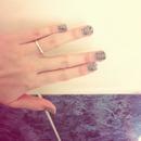 Nail wraps/ nail rock