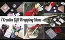 7 Creative Gift Wrapping ideas - Super Easy   ANNEORSHINE