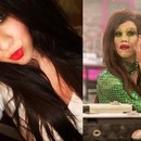 Sharon Needles Inspired Makeup!