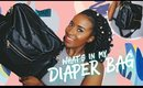 Whats In My Diaper Bag/Backpack