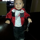 My Baby Boy All Jordan outfit ^.-