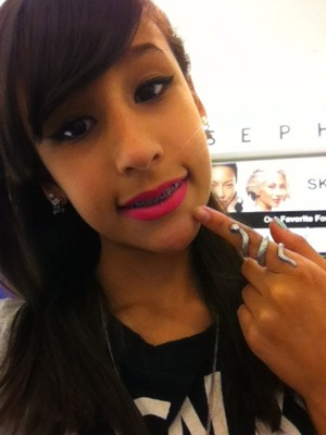i was at sephora and tryed out lip tars and i want them soooo bad!!!