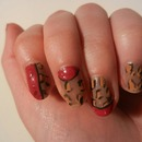 Red leopard 5 ways