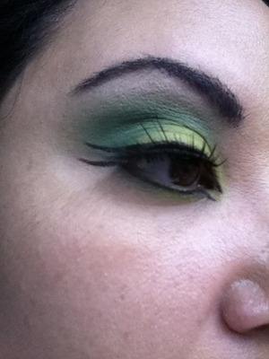 Green Lantern Inspired