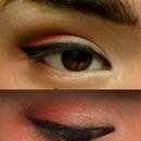 Burnt Red Cat Eye