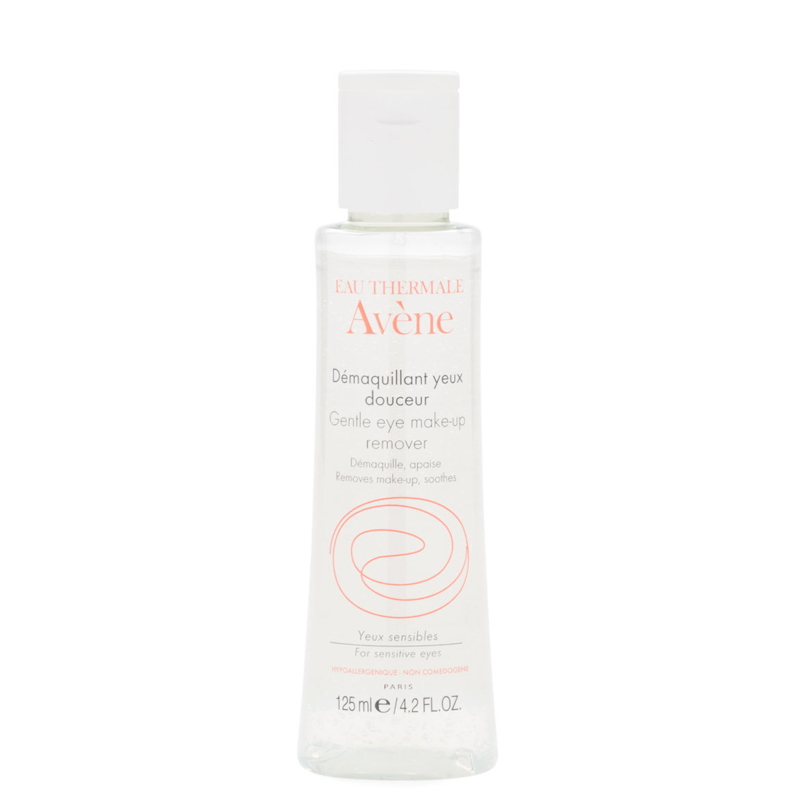 Eau Thermale Avene Gentle Eye Make-Up Remover product smear.