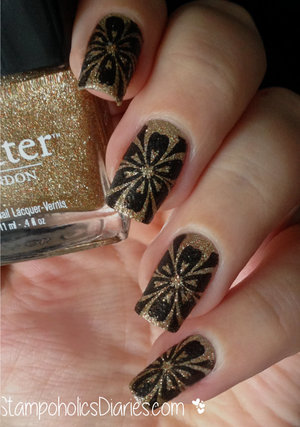http://stampoholicsdiaries.com/2015/01/05/butter-london-west-end-wonderland-stamping-with-moyou-kaleidoscope-collection-03/