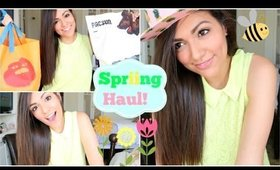 Spring/Summer Clothing Haul!