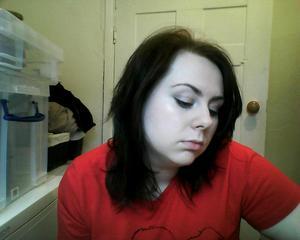 Love winged eyeliner me