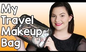 What's In My Travel Makeup Bag (feat. ColourPop, NARS, IT Cosmetics) | OliviaMakeupChannel