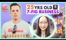 From 0 To 7 Figure Amazon FBA Business ft. Matt Loberstein  