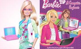 Beauty Vs Brains Vs Barbie