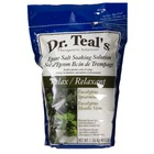 Dr. Teal's Therapeutic Solutions Eucalyptus Epsom Salt Relax