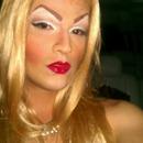 Blond and beautiful