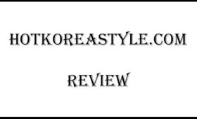 Review Κορεάτικα Προϊόντα ft HotKoreaStyle.com + Διαγωνισμός??