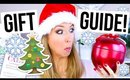 CHRISTMAS HOLIDAY GIFT GUIDE! || All Under $100, DIY Ideas, For Girls & Guys!