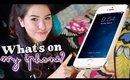 What's on my iphone/ipad + how i edit my instagram photos