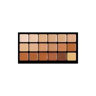 Graftobian Hi-Def Glamour Creme Super Palette