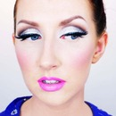 Nicki Minaj Inspired Makeup